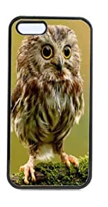 HeartCase Hard Case for iPhone 5 and 5S ( Owls Owl Cute Pattern )