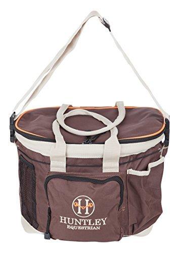 Huntley Equestrian Grooming Bag, Brown