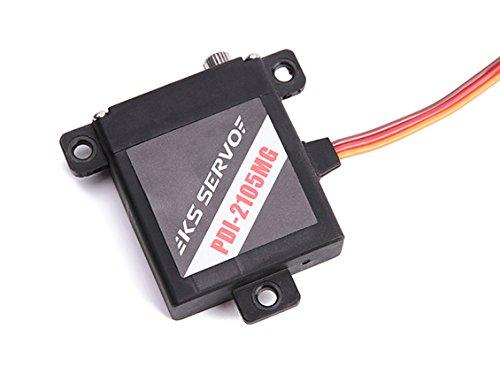 HobbyKing KS-Servo PDI-2105MG Slim Wing HV/BB/DS/MG Servo 5.8kg/0.13sec/21g