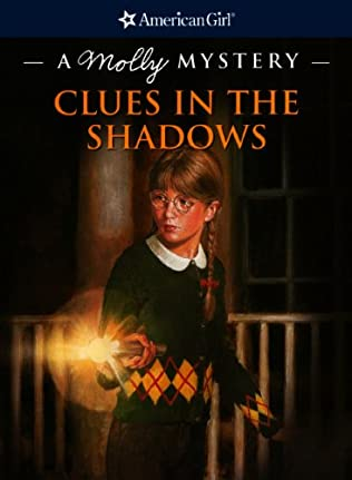 book cover of Clues in the Shadows