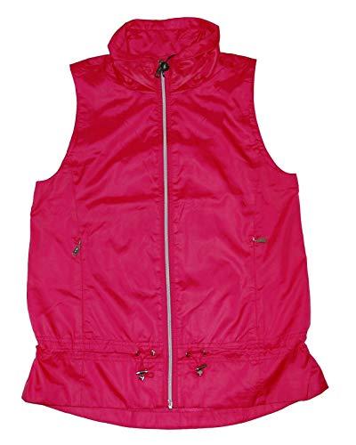 (Ralph Lauren Polo Golf Women's Sleeveless Water Repellant Jacket Vest, Pink, XL (XL))