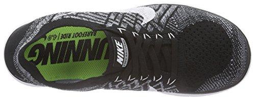 Nike Mens Gratis Flyknit 4,0 Svart