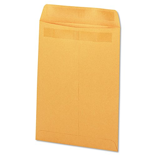 "Universal Self-Adhesive Catalog Envelope, 10 x 13"""