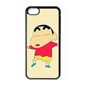 Crayon Shin-chan iPhone 5c Cell Phone Case Black Rmrxq
