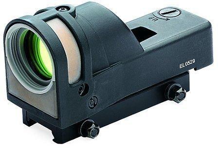 Meprolight Mepro 21 Reflex Sight, Black, 1x30 - M21 Open X Reticle - ML96730