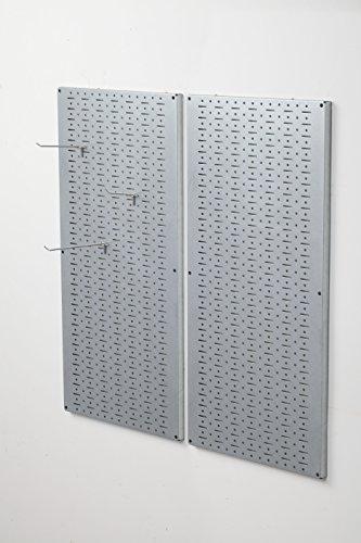 Muscle Rack GPB2 Galvanized Steel Pegboard Pack, 32'' Height, 16'' Width, 1'' Length by Muscle Rack (Image #2)