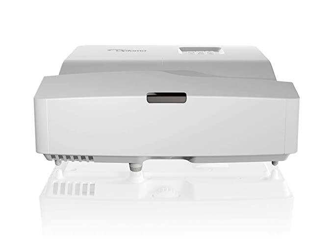 Optoma HD35UST Video - Proyector (3600 lúmenes ANSI, D-ILA, 1080p (1920x1080), 16:9, 2032 - 2540 mm (80 - 100