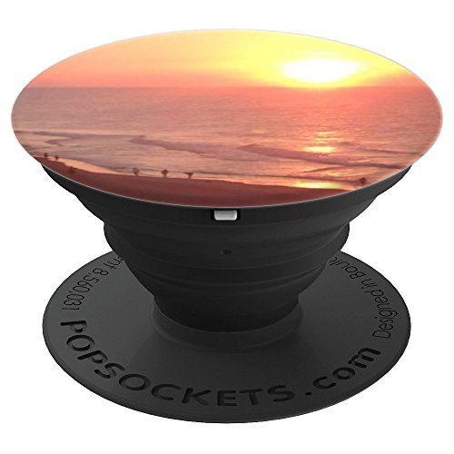 Breathtaking East Coast Sunrise On The Beach   Popsockets Grip And Stand For Phones And Tablets