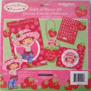 Strawberry Shortcake Guest of Honor Kit -