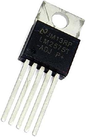 10pcs LM2575T-ADJ LM2575T LM2575 ADJ Switching Regulator TO-220  s3