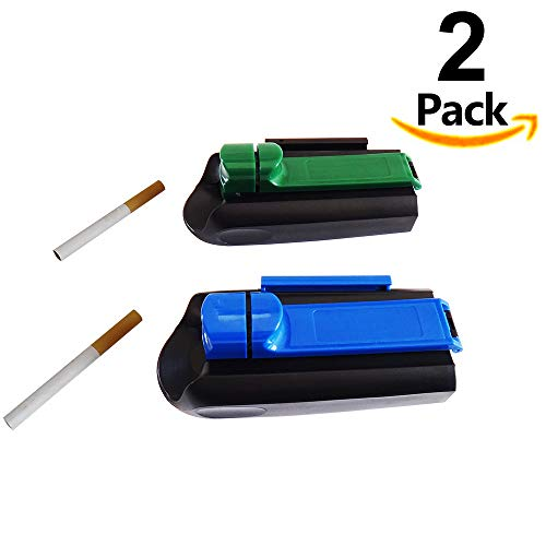 Cigarette Tobacco Injector Single Tube Filling Rolling Roller Maker Machine 2 - Cigarette Tube Injectors
