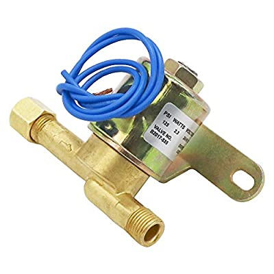AMI PARTS 4040 Blue Solenoid Valve Replacement for Humidifier 24V 2.3W by AMI PARTS
