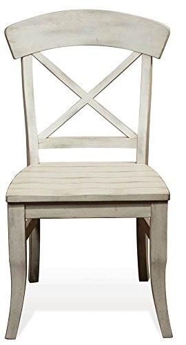 Superb Amazon Com Riverside Furniture X Back Dining Chair In Ibusinesslaw Wood Chair Design Ideas Ibusinesslaworg
