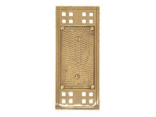Brass Accents M05-S56X0-613VB Single Blank - Venetian Bronze