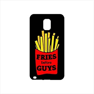 Fmstyles - Samsung Note 4 Mobile Case - Fries before guys