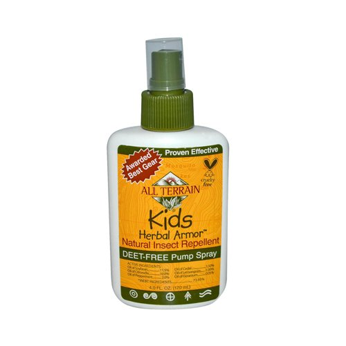 All Terrain All Terrain Herbal Armor Spray For Kids - 4 oz