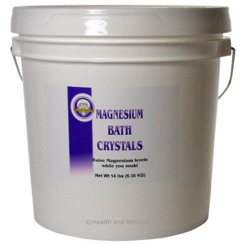 MAGNESIUM BATH CRYSTALS 14# UP TO 127 (Magnesium Bath Crystals)