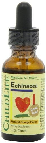 Child Life Essentials Echinacea Liquid