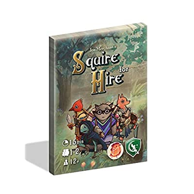 Squire for Hire: Toys & Games