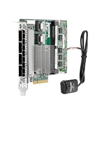 HP Smart Array P822/2G FBWC RAID Storage Controller 615418-B21 (Renewed)