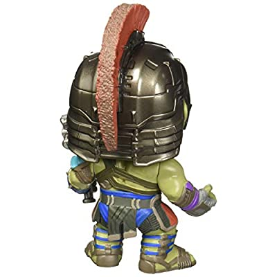 Pop! Marvel: Thor Ragnarok - Hulk Helmeted Gladiator Bundle with Pop! Marvel: Thor Ragnarok - Thor Gladiator Suit: Toys & Games