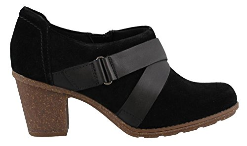 Black Chaussure Clarks Fiona Pour Sashlin Femme xf6anqaXWT