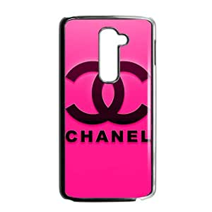 SVF Famous brand logo Chanel design fashion cell phone case for LG G2