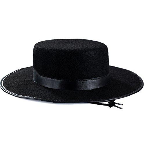 Tigerdoe Spanish Hat - Gaucho Hat 9e7e615e597