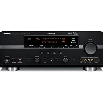 Yamaha Rx V661bl 71 Channel Digital Home Theater Receiver Old Version Discontinued By Manufacturer