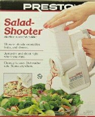 Presto Salad Shooter Electric Slicer/ Shredder