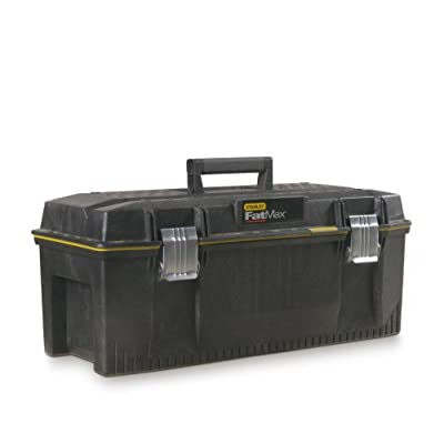 Stanley 028001L 28-Inch Structural Foam Toolbox - Tool Box - .com