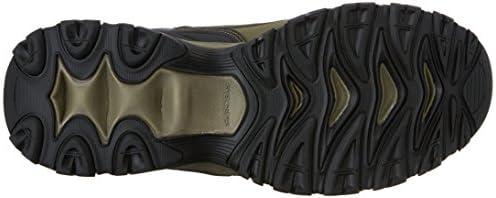 Skechers Men's Afterburn Memory-Foam Lace-up Sneaker 8
