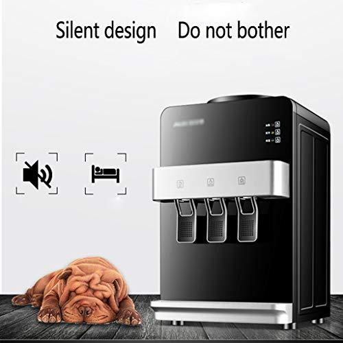 Dispensador de agua Mini fría, Caliente y de sobremesa Cómoda para ...