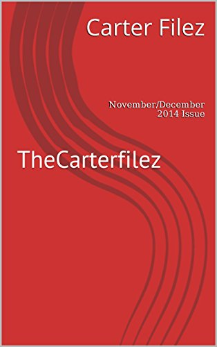 TheCarterfilez: 2014 Issue