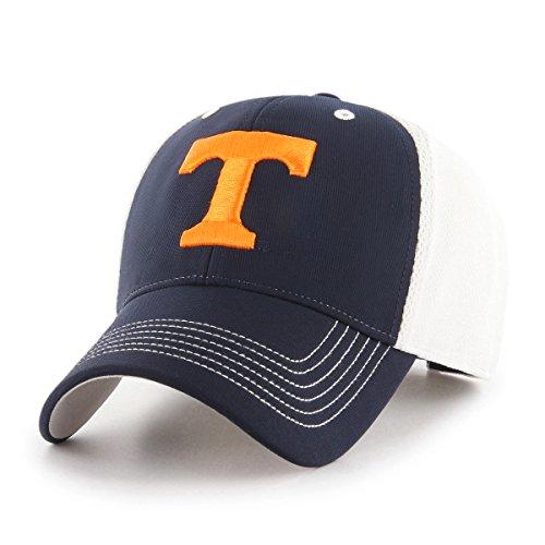 NCAA Tennessee Volunteers Sling OTS All-Star MVP Adjustable Hat, Navy, One Size