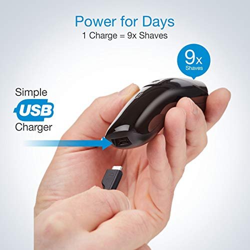 Buy electric razor for pubic hair