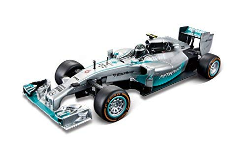 (Maisto R/C 1:14 2014 Mercedes AMG Lewis Hamilton Radio Control Vehicle (Styles May Vary) )