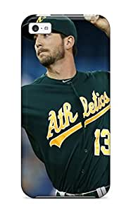 7547845K253393044 oakland athletics MLB Sports & Colleges best iPhone 6 plus (5.5) cases