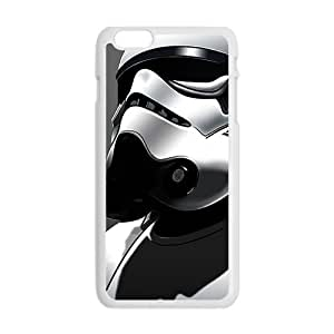 Silver Robot Hot Seller Stylish Hard Case For Iphone 6 Plus