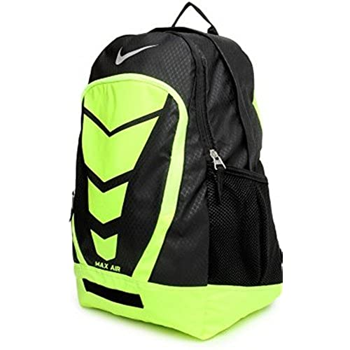 b9be4655c5 cheap Nike Vapor BP Large Backpack Black/Volt/Met Silver ...