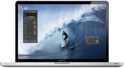 Apple MacBook Pro 17 Inch Laptop MC725LL/A – Core i7 – (Renewed)