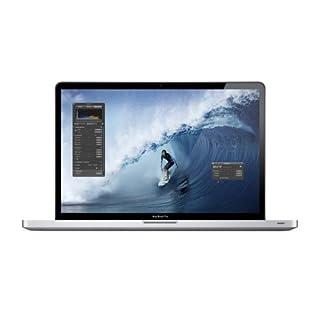 Apple MacBook Pro 17 Inch Laptop MC725LL/A - Core i7 - (Renewed)