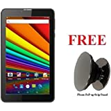IKALL N9 7 inch 3G calling Tablet (1GB, 8GB) with Freebie Phone PoP-up Grip/Stand - Black