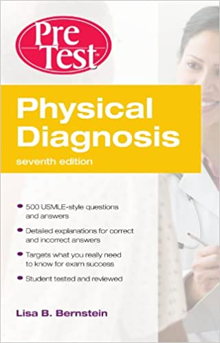 Physical diagnosis pretest self assessment and review seventh physical diagnosis pretest self assessment and review seventh edition 7th edition kindle edition fandeluxe Gallery