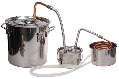 alcohol distiller 5 gallon - 8