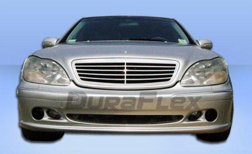 Duraflex 102240 2000-2002 Mercedes S Class W220 Duraflex LR-S Front Bumper Cover - 1 P