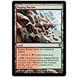 Magic: the Gathering - Raging Ravine - Worldwake
