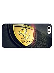 3d Full Wrap Case for iPhone 5/5s Car Rims