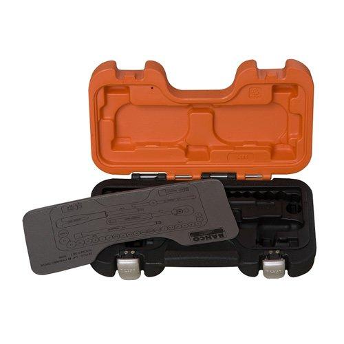 Bahco S290 Leerer Koffer für Steckschlüsselgarnitur