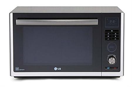 LG MJ3881BF - Horno microondas: Amazon.es